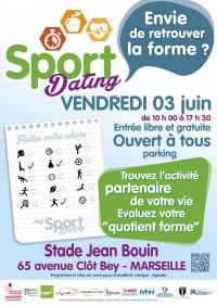 Sport dating, Marseille