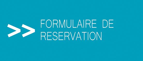 Réservation BLEU CLAIR RESO TRADI